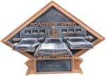 Misc. - Diamond Plate Resin Trophy All Trophy Awards