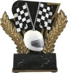 Racing - Midnight Wreath Resin Trophy All Trophy Awards