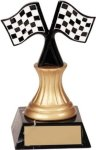 Racing - Sport Resin Trophy All Trophy Awards