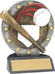 Baseball - All-star Resin Trophy Baseball/Softball Awards