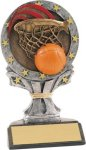 Basketball - All-star Resin Trophy Basketball Trophy Awards