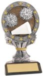 Cheerleading - All-star Resin Trophy Cheerleading Awards
