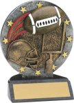 Football - All-star Resin Trophy Football Awards