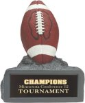 Football - Colored Resin Trophy Football Awards