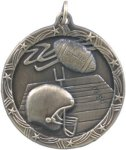 Football - Shooting Star Medallion Football Trophy Awards