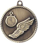 High Relief Medallion - Track High Relief Medallion Awards