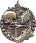 Football - Millennium Medal Millennium Medallion Awards