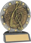 Music - All-star Resin Trophy Music Trophy Awards