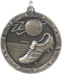 Soccer - Shooting Star Medallion Soccer Awards