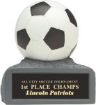 Soccer - Colored Resin Trophy Soccer Awards
