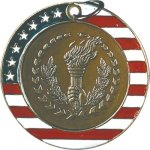 Victory - Stars & Stripes Medallion Victory Trophy Awards