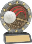 Volleyball - All-star Resin Trophy Volleyball Awards